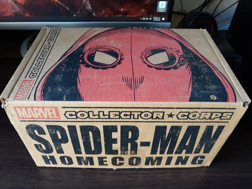 Spiderman Homecoming Box Collector