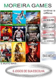 Jogos Xbox One Digital Online E Offline