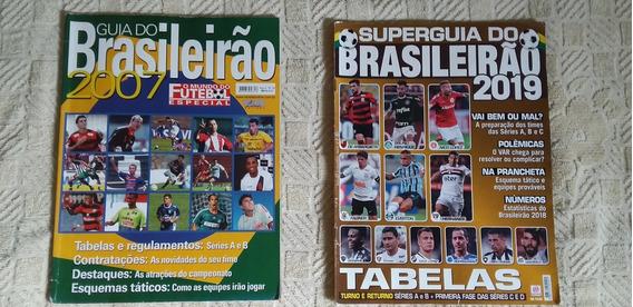 Lote Revistas Guia Do Brasileirão Frete Grátis/