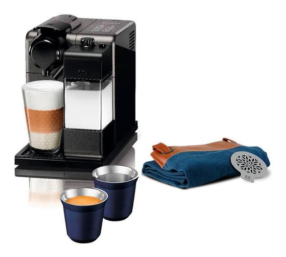 Cafetera Nespresso Lattissima Touch Color Negra