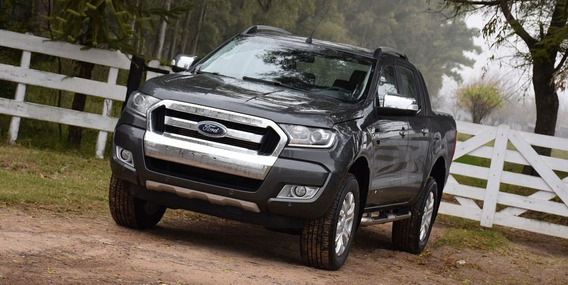 Ford Ranger Limited 4x4 Caja At Mejor Precio Entrega Ya (s)