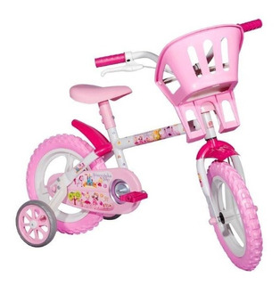 Bicicleta Infantil Aro 12 Feminina E Masculino Em Estoque!