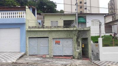 Boa Casa Na Rua Vicentina No Centro - Ca0657