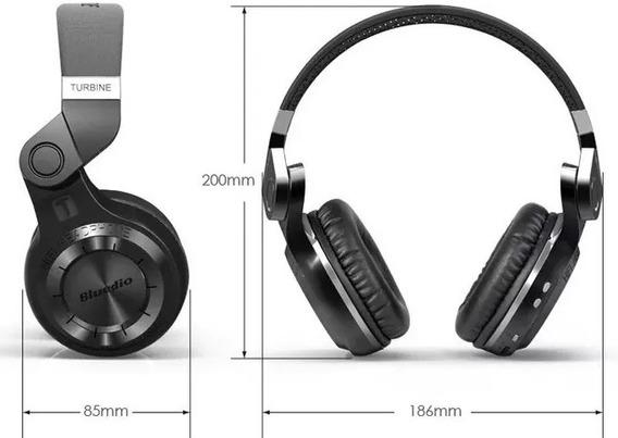 Fone Bluetooth 5.0 V. Nova Bluedio T2 Turbine