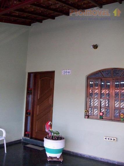 Casa - São Luiz - Itu Sp - Ca0777