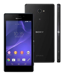 Smartphone Sony Xperia M2 Aqua D2403 8gb 4g 8mp Vitrine