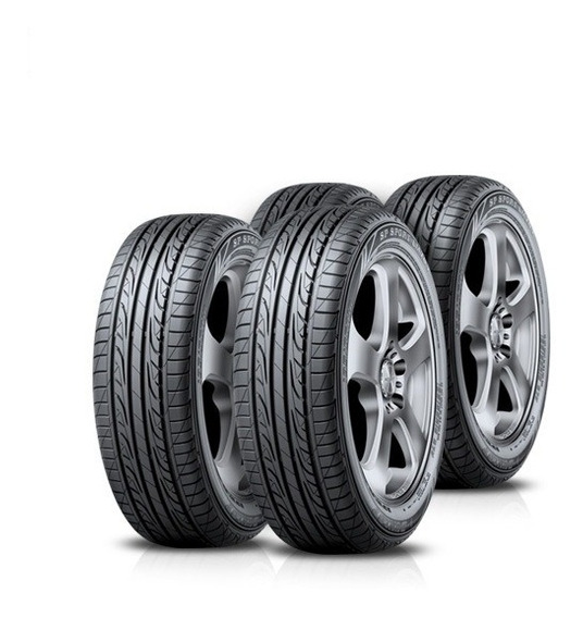 Kit X4 215/55 R16 Dunlop Sp Sport Lm704 + Tienda Oficial