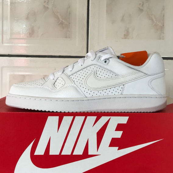 Tênis Nike Son Of Force Masculino Branco Original