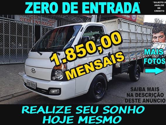 Hr Hyundai Carroceria 2013 / Financiamento Sem Entrada !!!