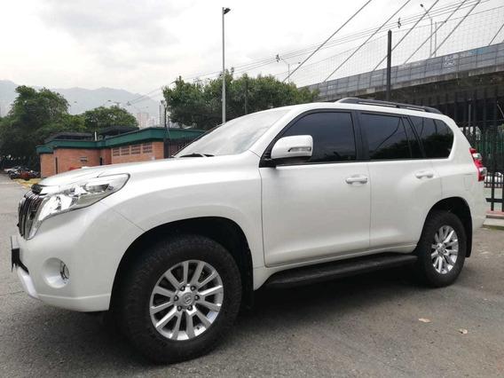 Toyota Prado Tx.l 2014 4.0cc Gas Y Gasolina