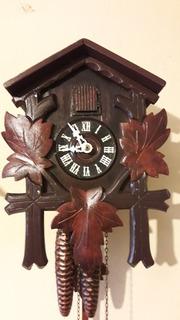 Reloj De Cucu Aleman