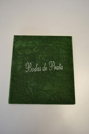 Album Bodas De Prata - Veludo