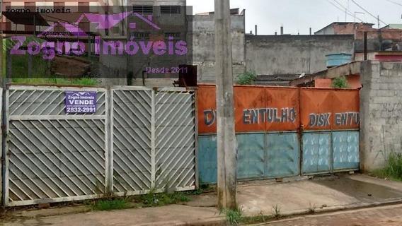 Terreno Para Venda Em Guarulhos, Bonsucesso - 619