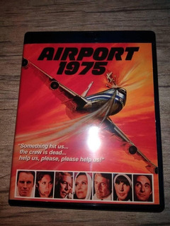 Blu-ray - Aeroporto 1975 Dublado Autorado