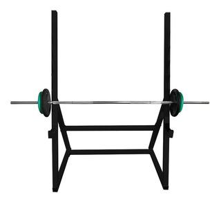 Suporte Para Agachamento Profissional - Musculação Fitness