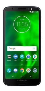 Motorola Moto G6 Xt1925-13 Dual Sim 64gb De 5.7 12+5mp/16mp Os 8.0