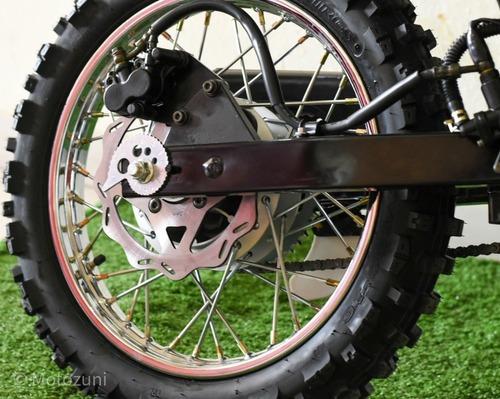Motomel Skua 125cc Tigre