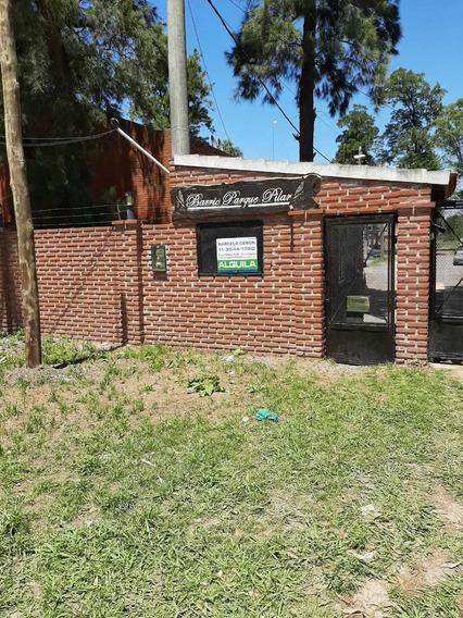 Triplex 2 Dormitorios En Barrio Cerrado A Mts Ruta 8 .