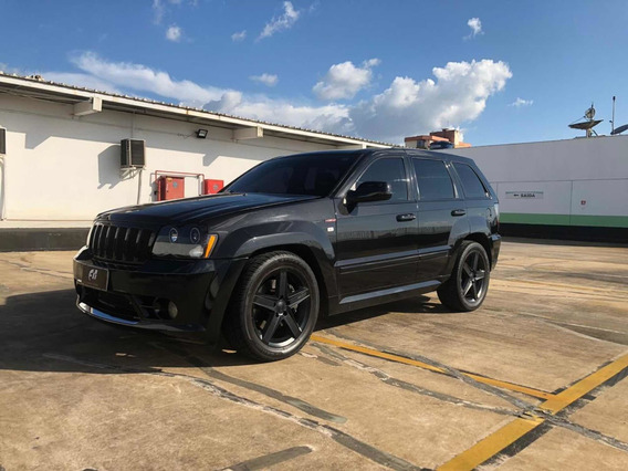 Jeep Grand Cherokee 6.1 Srt8 5p 2007
