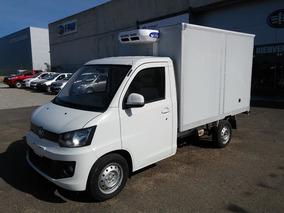 Faw Pick Up T80 Con Equipo Refrigerado 2018 0km