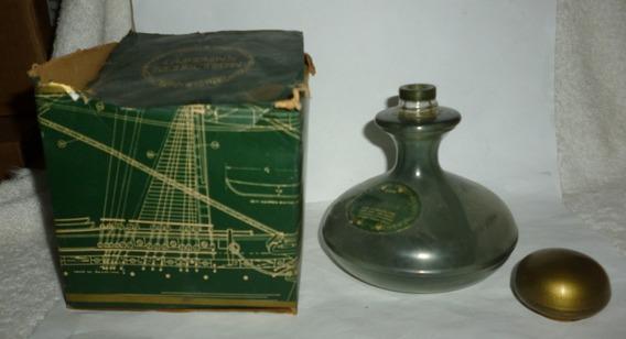 Vidro De Perfume Avon Verde