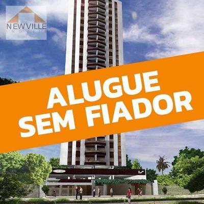 Apartamento Com 3 Quartos Para Alugar, 94 M² Por R$ 1.800/mês - Boa Viagem - Recife/pe - Ap0913