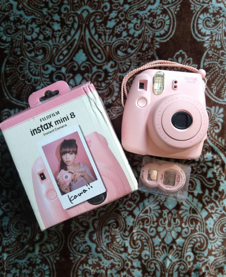 Câmera Instax Mini 8 Seminova