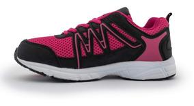 Tenis Para Correr Polo Retro Mujer Neon Fitness Envío Gratis