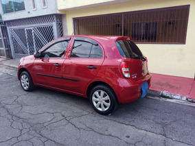 Nissan March 1.0 S 5p 2012