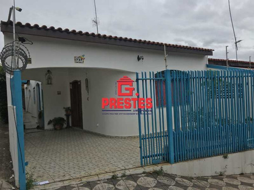 Casa De Rua-à Venda-vila Santana-sorocaba - Stca20250