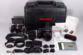 Mamiya M31 Mas Accesorios Camara Digital