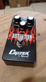 Pedal Distortion Cruzer By Crafter P Guitarra