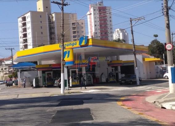 Ref: 10.320 Excelente Posto De Gasolina Com 1000 M² E Totalmente Reformado , Próximo Ao Shopping A.franco. - 10320