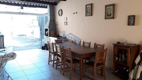 Casa Com 2 Dormitórios À Venda, 170 M² Por R$ 370.000,00 - Jardim Gabriela I - Jandira/sp - Ca0597