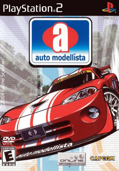 Auto Modelista - Playstation 2