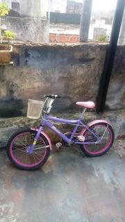 Bicicleta De Princesa