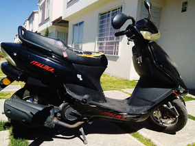 Scooter Italika Cs 125 Led
