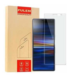 Protector De Pantalla De Pulen For Sony Xperia (10 Plus) Cob