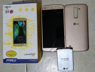 LG Q10 Para Piezas O Refacciones
