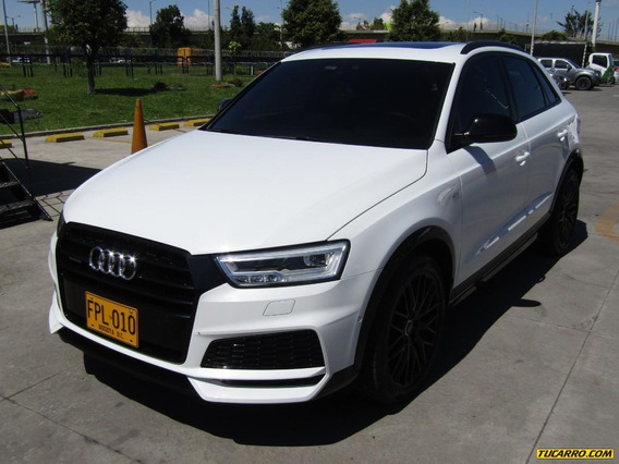 Audi Q3 S-line Competition 2.0 Turbo