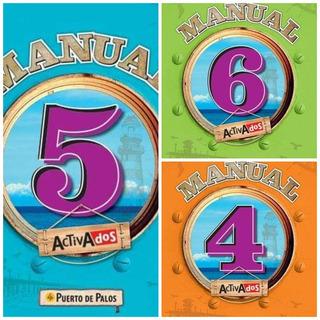 Manual Activados 4 5 6 - Puerto De Palos Nacion Con Ficha