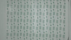 Adesivo De Proteção 3m 40x50 Frete Grátis C268