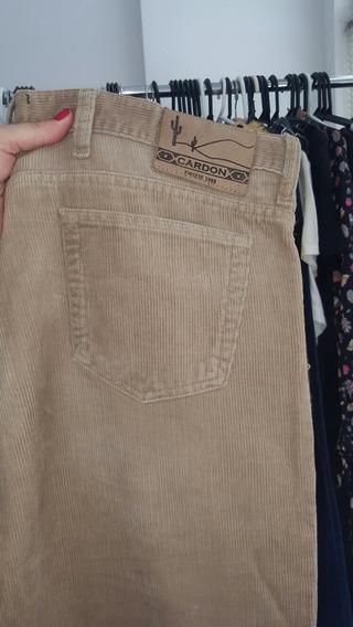 Pantalon De Corderoy Cardon,impecable!!!