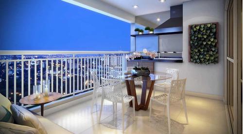 Apartamento Com 2 Dormitórios À Venda, 62 M² Por R$ 508.000 - Vila Ema - São Paulo/sp - 14303