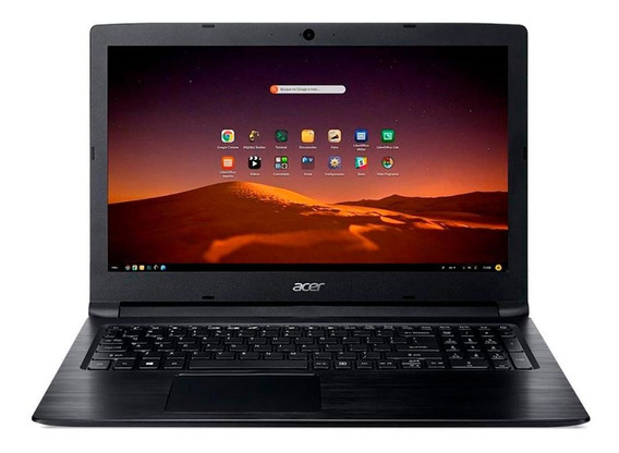 Notebook Acer 15.6 Hd, Core I3-6006u, 4gb, 1tb Hdd