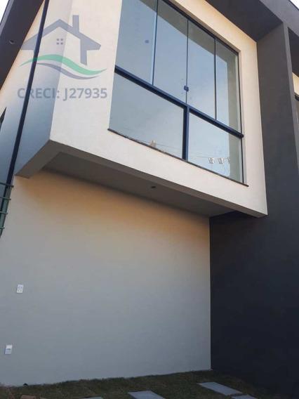 Casa Com 03 Dorms, Jardim Maristela, Atibaia - R$ 460 Mil, Cod: 2445 - V2445