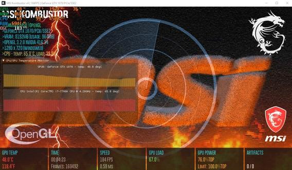 Pc Gamer Z270 Maximus Formula Ix-gtx 1070 - I7-7700k - 2x8gb