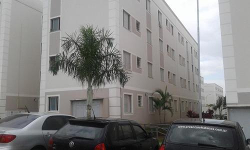 Apartamento À Venda, 46 M² Por R$ 140.000,00 - Bongue - Piracicaba/sp - Ap0863