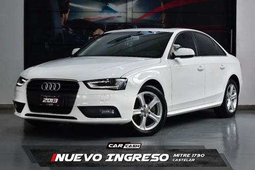 Audi A4 2.0 Ambition Tfsi 211cv