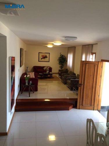 Casa Com 5 Quartos Na Ilha Do Boi. - Ca0152